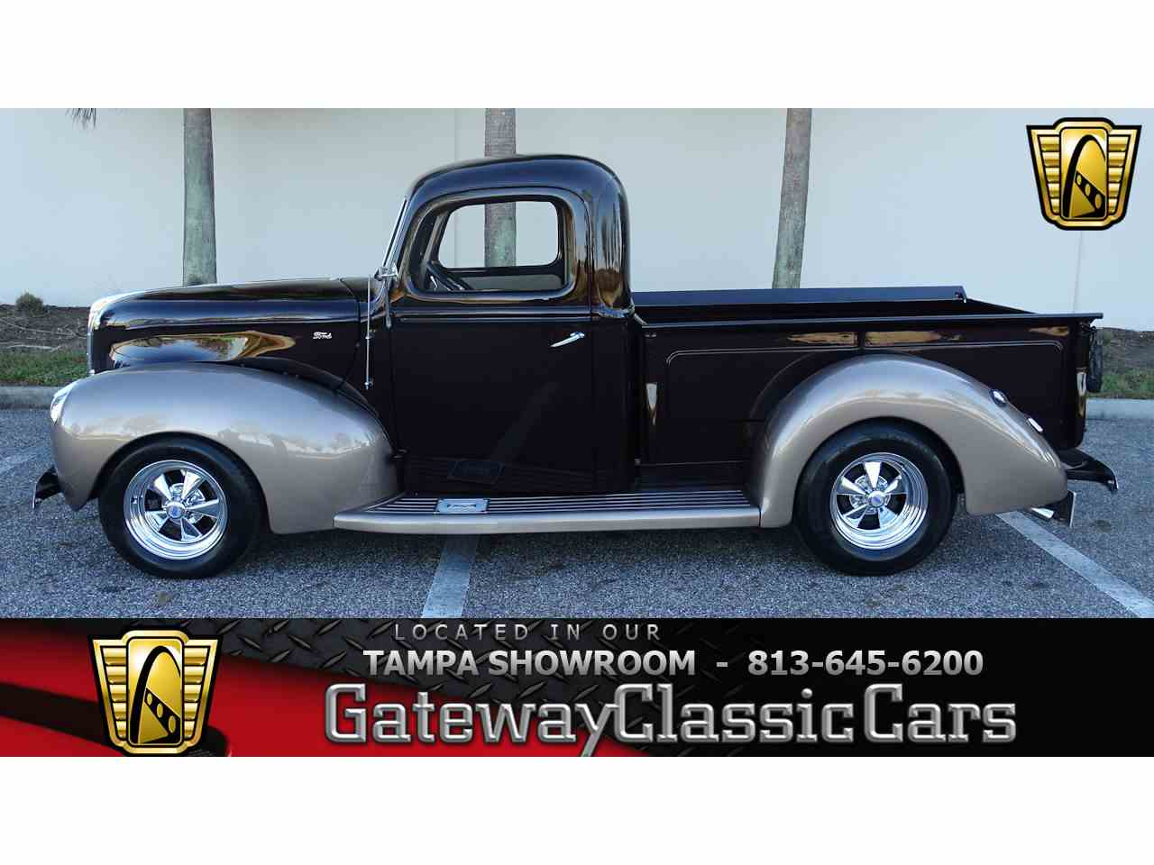 1940 Ford Pickup for Sale | ClassicCars.com | CC-1050075