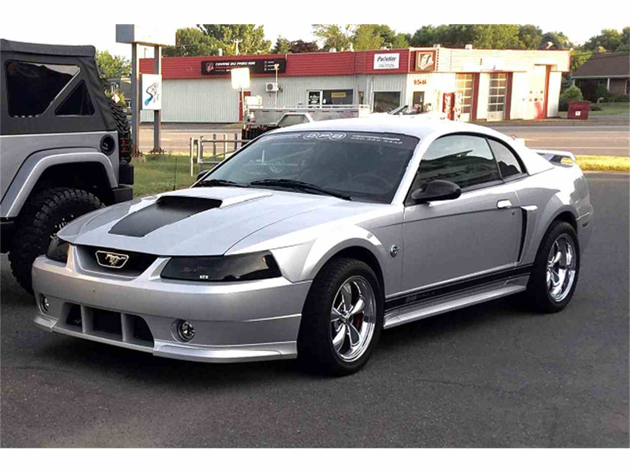 2004 ford mustang gt for sale cc 1057508. Black Bedroom Furniture Sets. Home Design Ideas