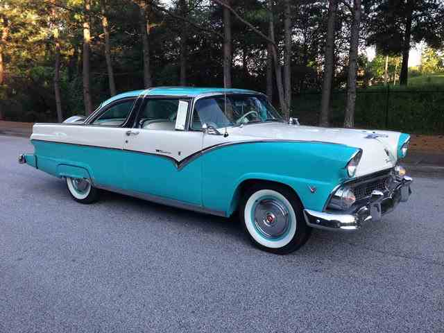 Picture of '55 Crown Victoria - MNZB