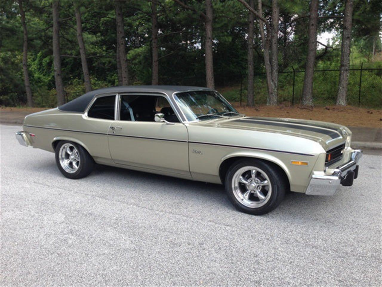 Large Picture of 1974 Nova located in Georgia Offered by Dixie Dream Cars - MNZC