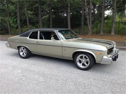 Picture of '74 Nova located in Duluth Georgia - $19,900.00 Offered by Dixie Dream Cars - MNZC