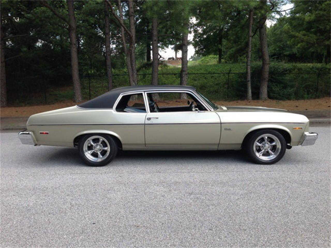 Large Picture of 1974 Chevrolet Nova located in Duluth Georgia Offered by Dixie Dream Cars - MNZC