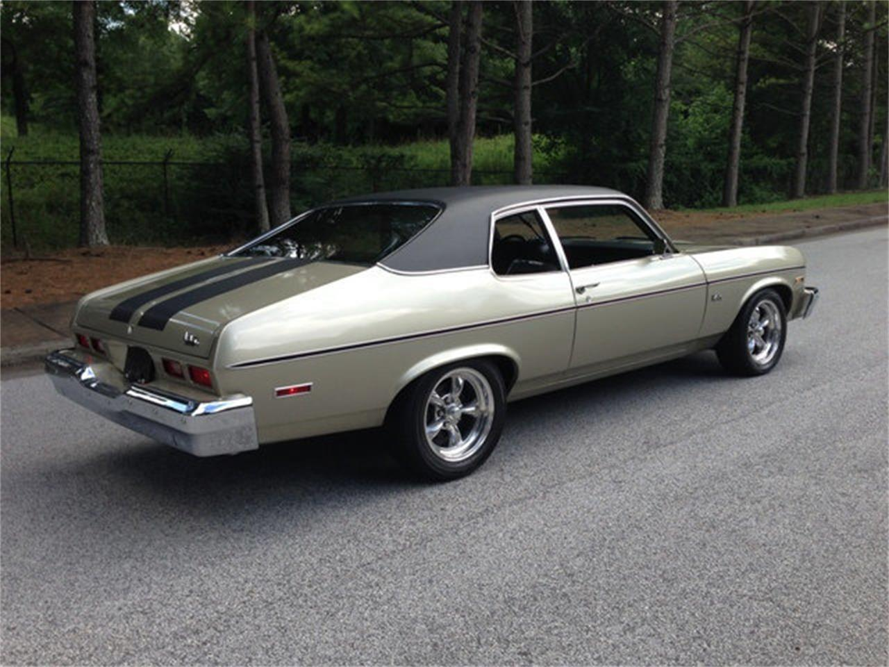 Large Picture of '74 Chevrolet Nova located in Georgia - $19,900.00 Offered by Dixie Dream Cars - MNZC