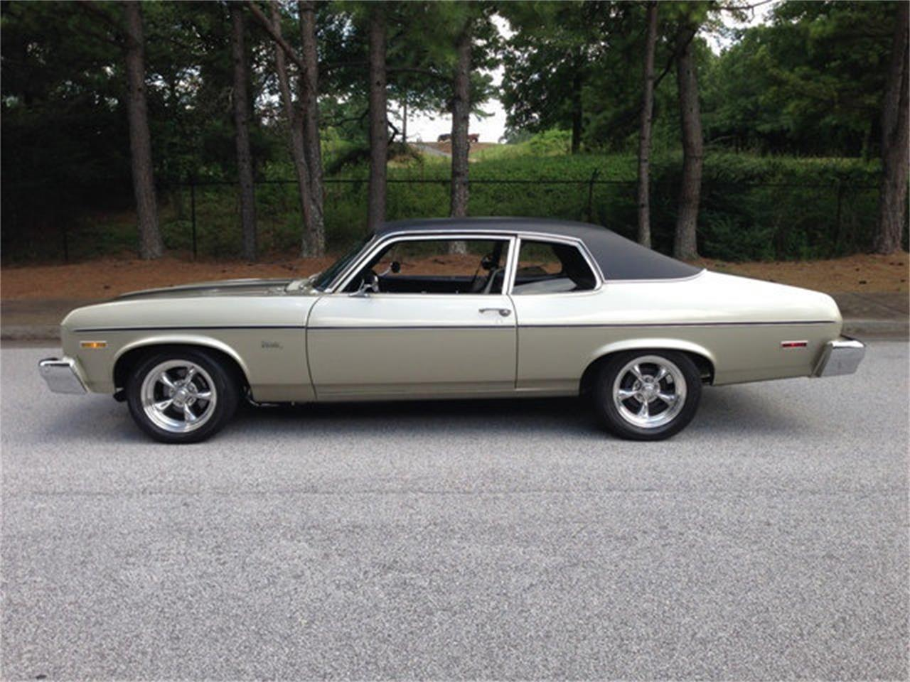 Large Picture of '74 Nova located in Duluth Georgia - $19,900.00 Offered by Dixie Dream Cars - MNZC
