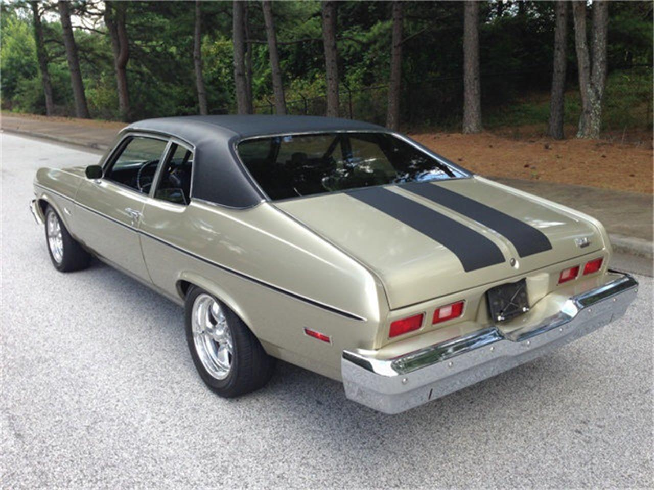 Large Picture of '74 Nova located in Duluth Georgia Offered by Dixie Dream Cars - MNZC