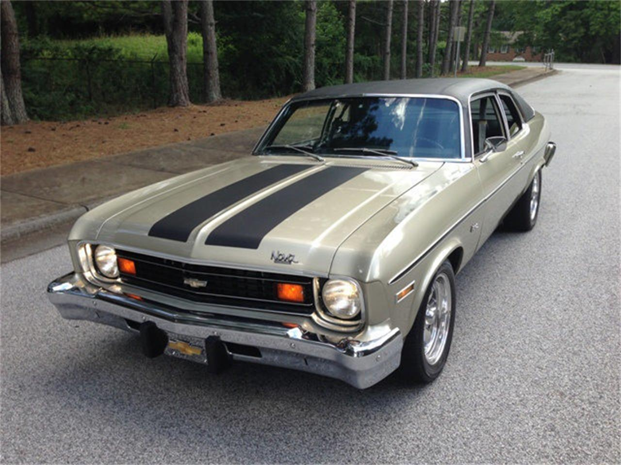 Large Picture of 1974 Chevrolet Nova - MNZC