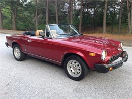 Picture of 1982 Fiat 124 located in Georgia - MNZD
