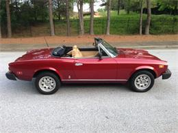 Picture of '82 124 located in Duluth Georgia Offered by Dixie Dream Cars - MNZD