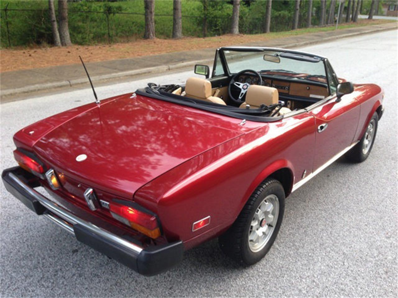 Large Picture of 1982 Fiat 124 - MNZD