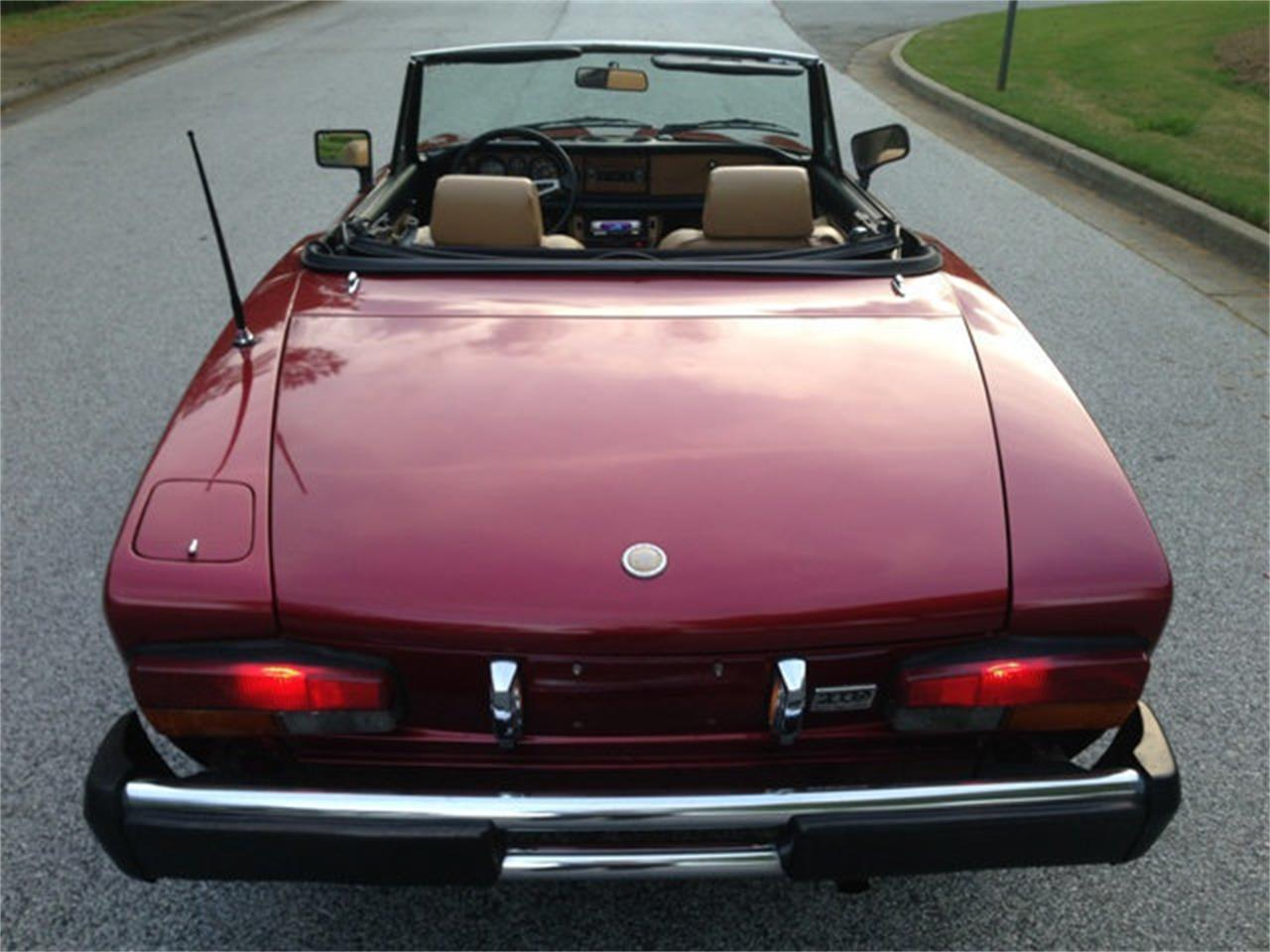 Large Picture of '82 124 located in Duluth Georgia Offered by Dixie Dream Cars - MNZD