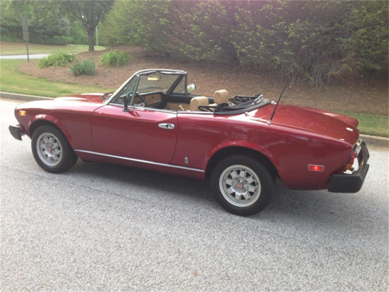 Large Picture of 1982 124 located in Duluth Georgia - $12,900.00 Offered by Dixie Dream Cars - MNZD