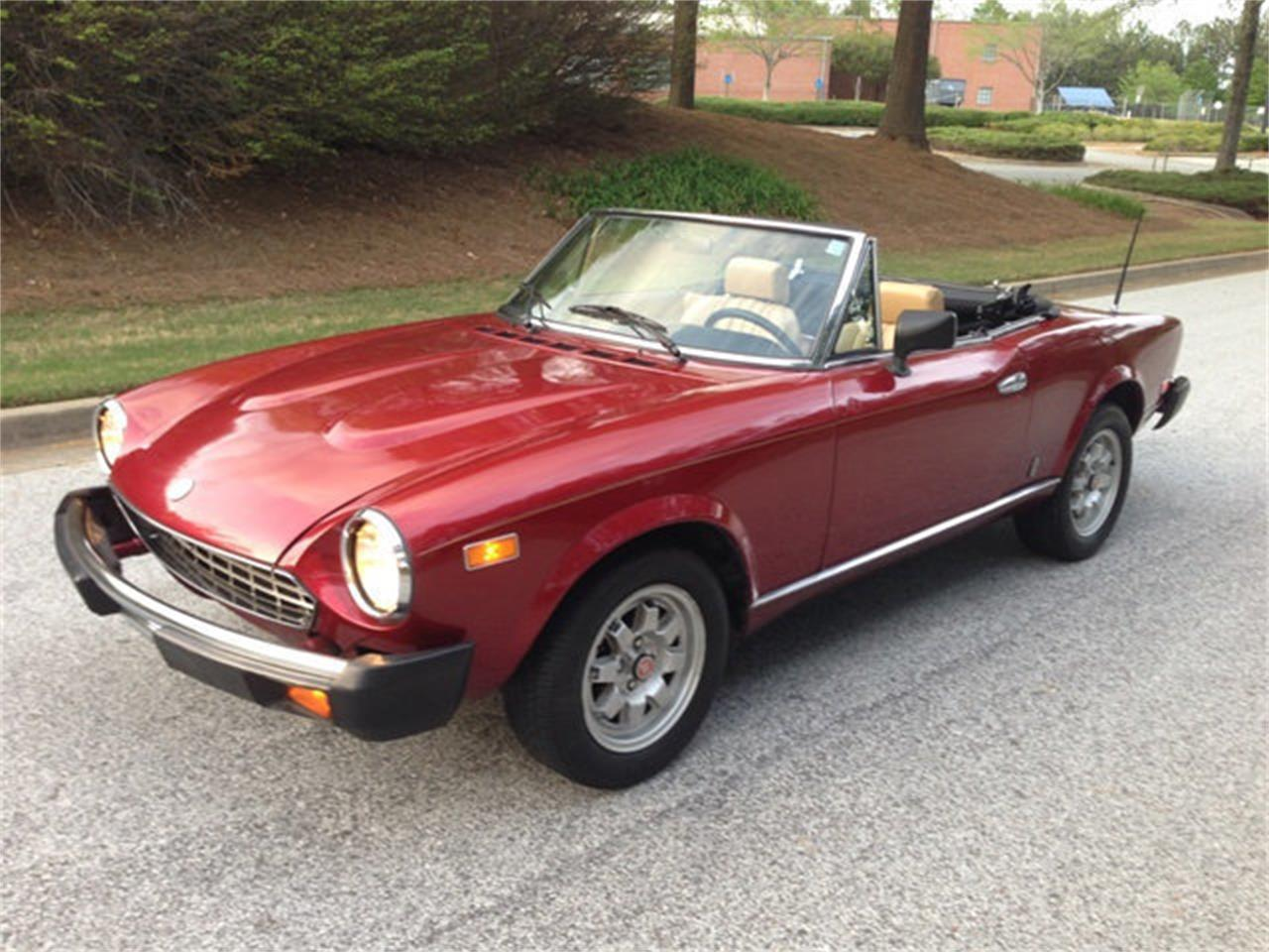 Large Picture of 1982 Fiat 124 located in Georgia - $12,900.00 - MNZD