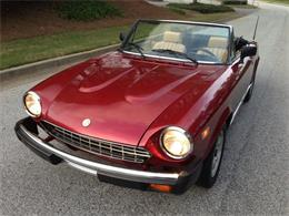 Picture of 1982 Fiat 124 located in Duluth Georgia - $12,900.00 - MNZD