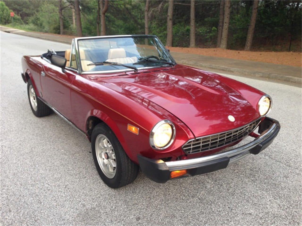 Large Picture of 1982 Fiat 124 - $12,900.00 - MNZD