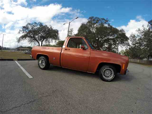 Picture of 1978 Chevrolet C10 - $29,200.00 Offered by a Private Seller - MNZE