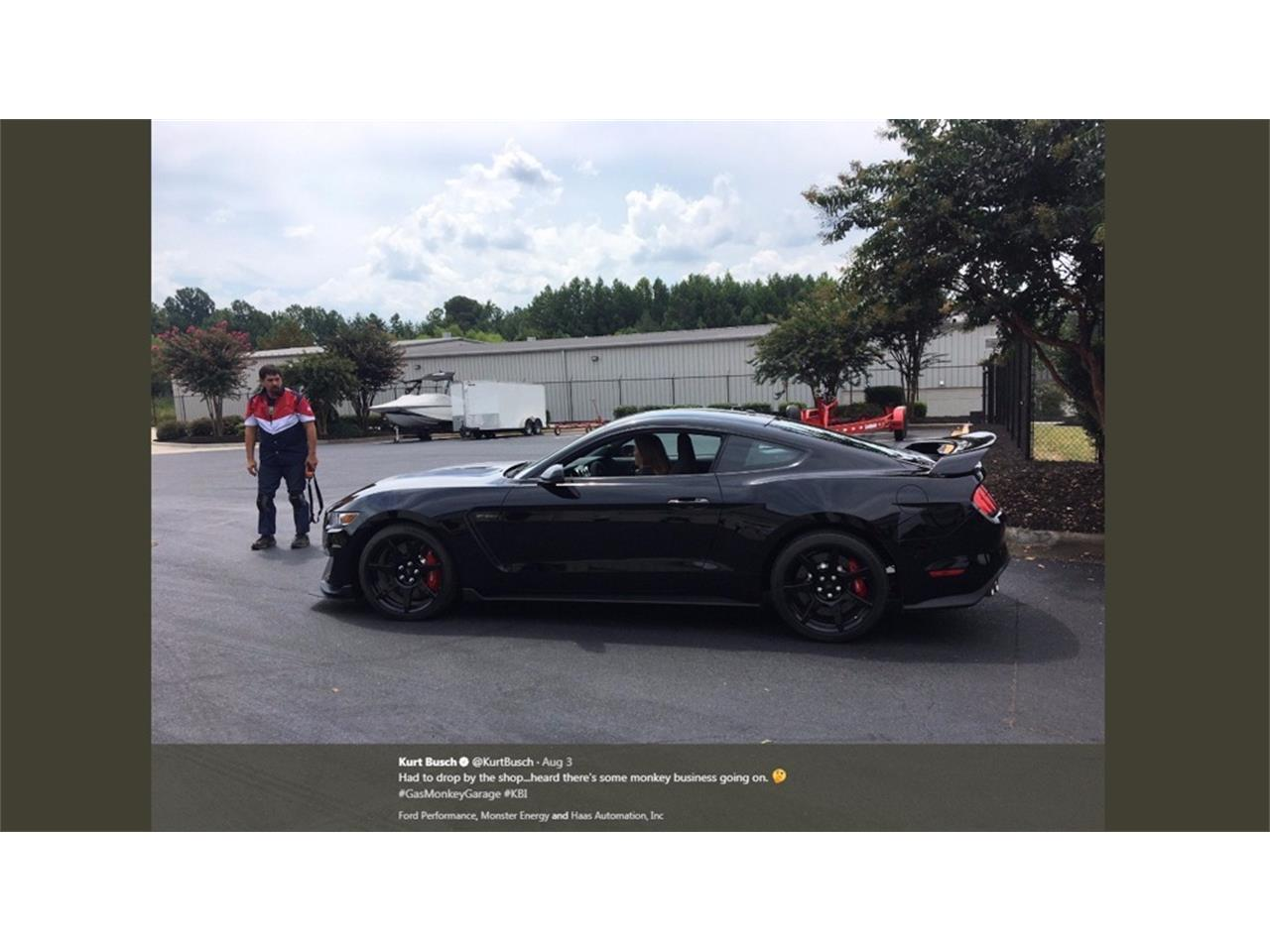 Large Picture of '16 Mustang Shelby GT350 located in Missouri - $98,900.00 - MNZL