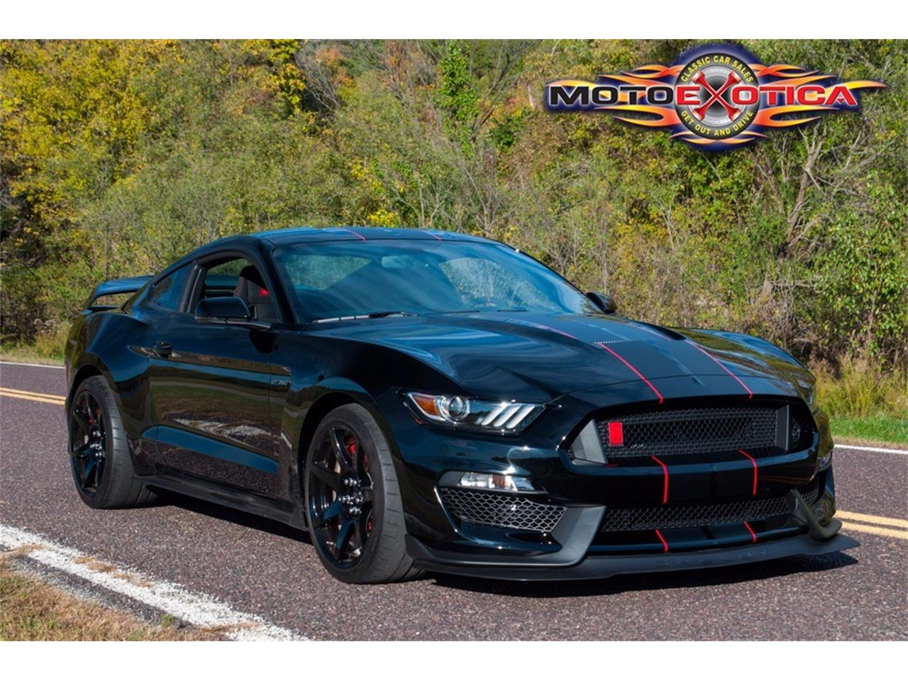Large Picture of 2016 Ford Mustang Shelby GT350 Offered by MotoeXotica Classic Cars - MNZL