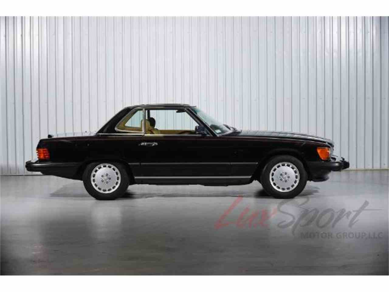 Large Picture of '89 560SL - MNZN