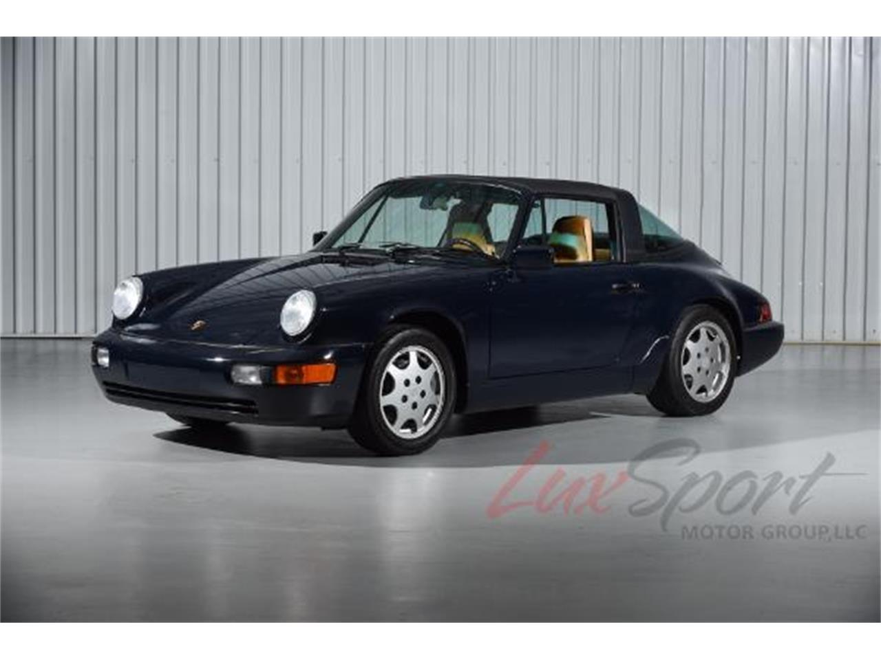 Large Picture of 1990 Porsche 964 Carrera 2 Targa located in New York - $59,995.00 Offered by LuxSport Motor Group, LLC - MNZP
