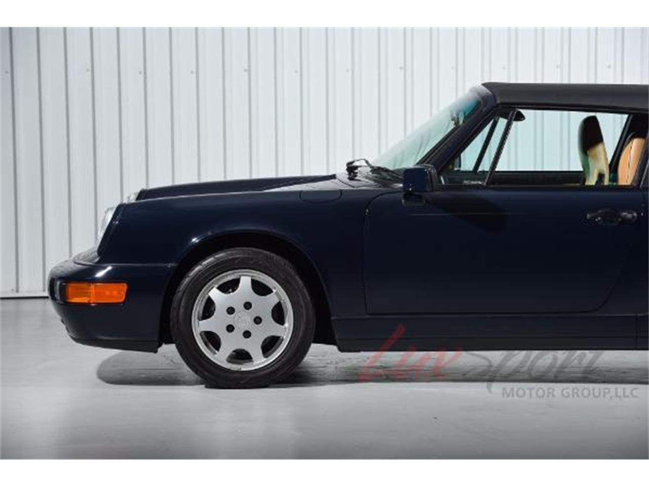 Large Picture of '90 964 Carrera 2 Targa Offered by LuxSport Motor Group, LLC - MNZP