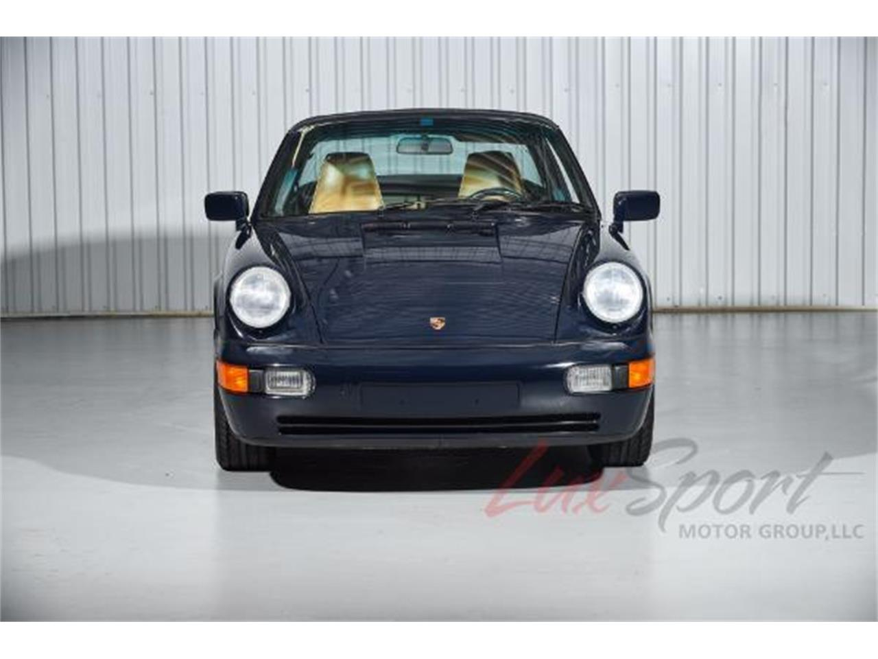 Large Picture of '90 964 Carrera 2 Targa located in New Hyde Park New York - $59,995.00 Offered by LuxSport Motor Group, LLC - MNZP
