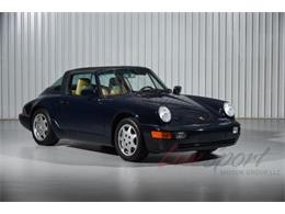 Picture of 1990 964 Carrera 2 Targa located in New Hyde Park New York - $59,995.00 Offered by LuxSport Motor Group, LLC - MNZP