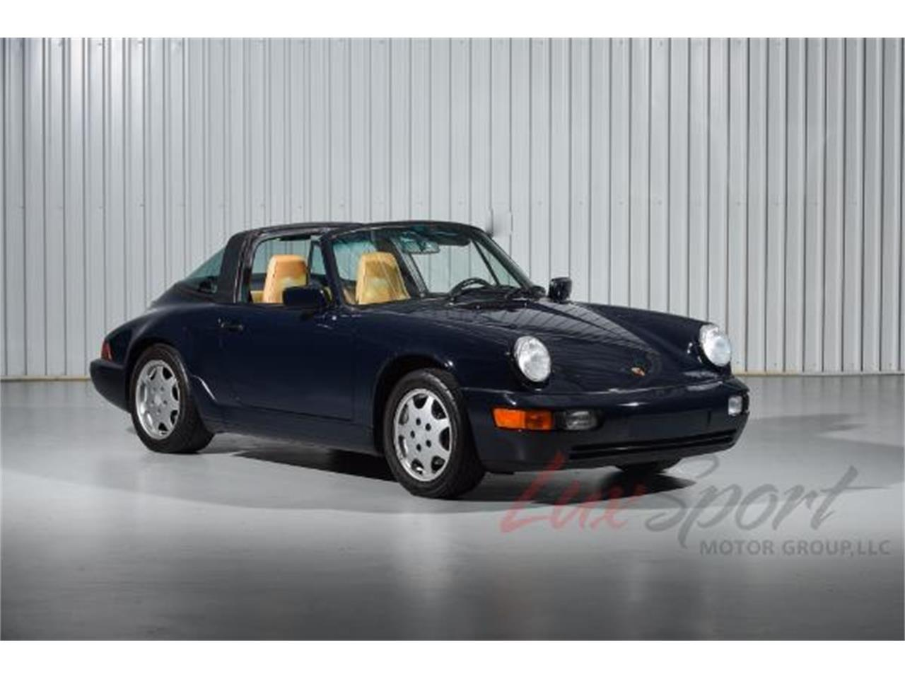 Large Picture of 1990 964 Carrera 2 Targa located in New Hyde Park New York Offered by LuxSport Motor Group, LLC - MNZP