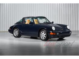 Picture of '90 Porsche 964 Carrera 2 Targa located in New Hyde Park New York Offered by LuxSport Motor Group, LLC - MNZP