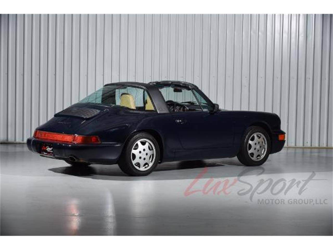 Large Picture of '90 Porsche 964 Carrera 2 Targa located in New Hyde Park New York - $59,995.00 Offered by LuxSport Motor Group, LLC - MNZP