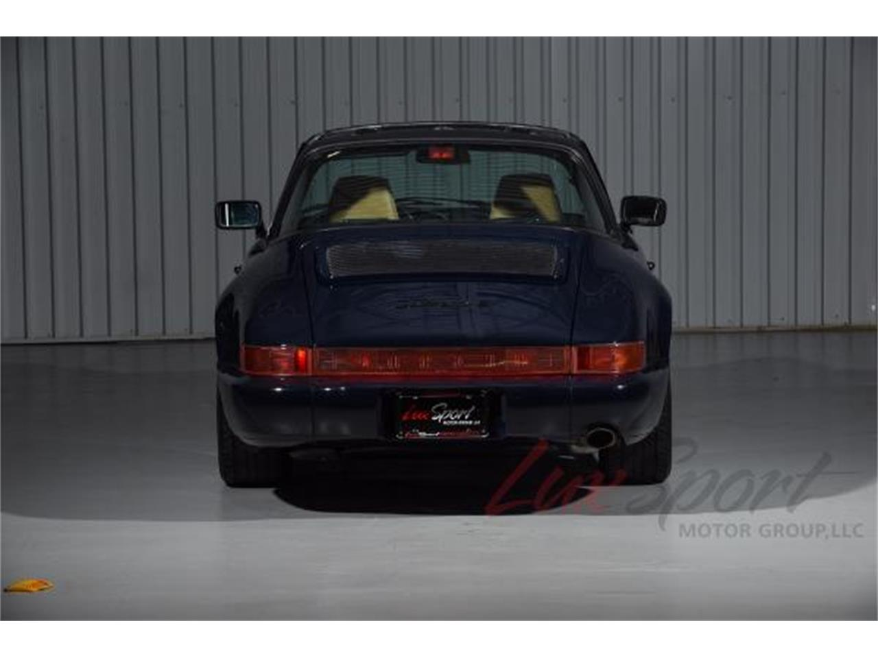 Large Picture of 1990 964 Carrera 2 Targa Offered by LuxSport Motor Group, LLC - MNZP