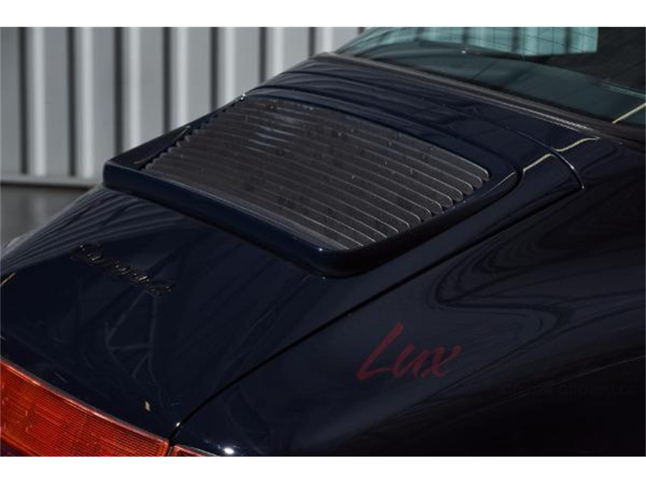 Large Picture of 1990 Porsche 964 Carrera 2 Targa located in New York - MNZP
