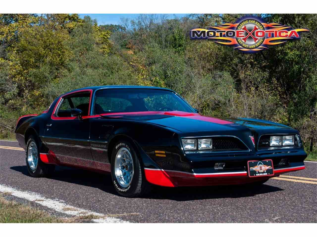 Large Picture of '78 Firebird Trans Am - MNZQ
