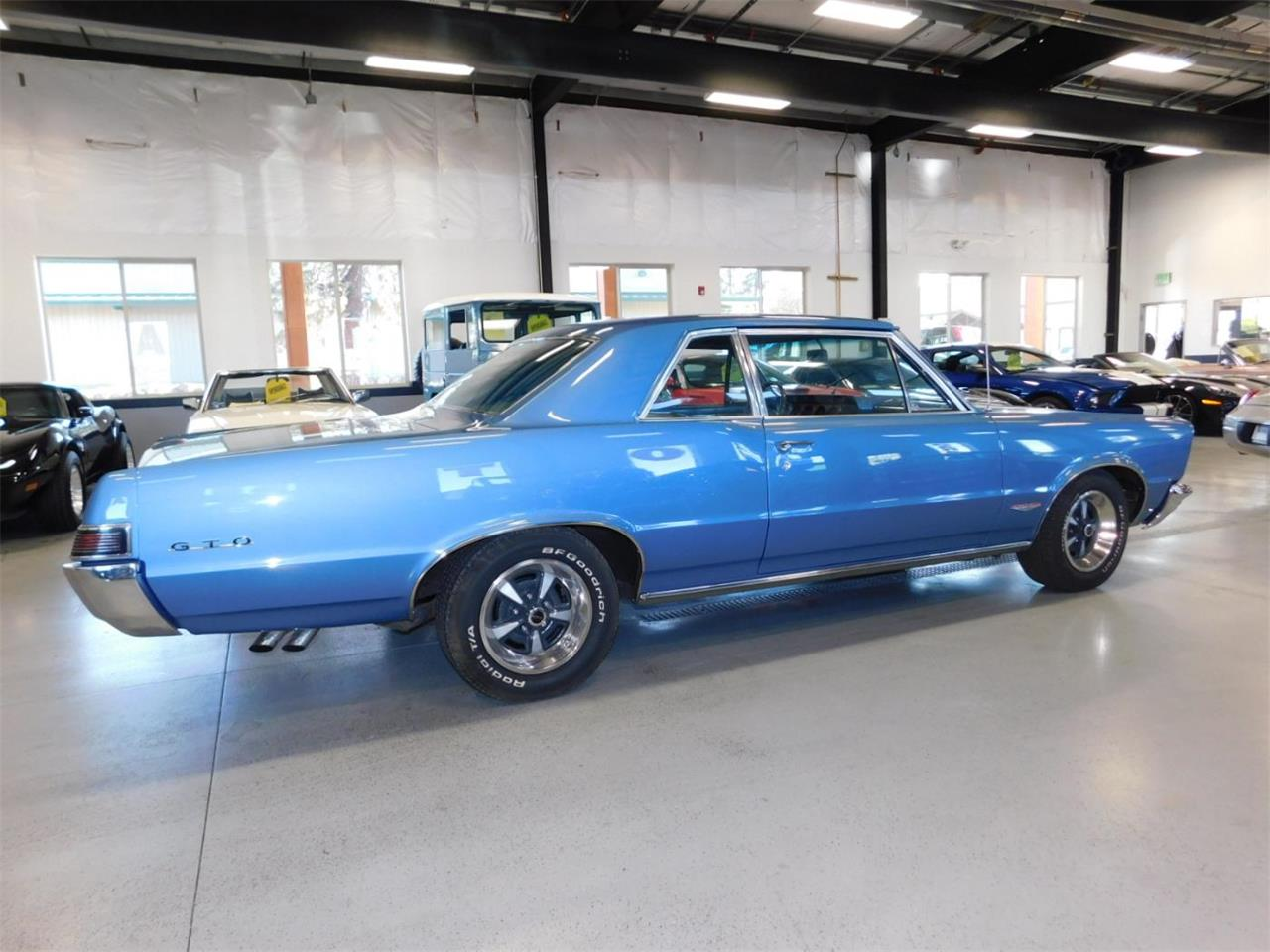 Large Picture of '65 GTO - MNZR