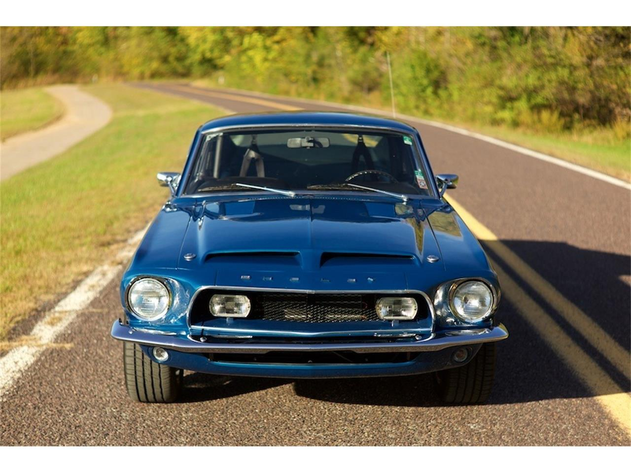 Large Picture of '68 Mustang Shelby GT350 - MNZV
