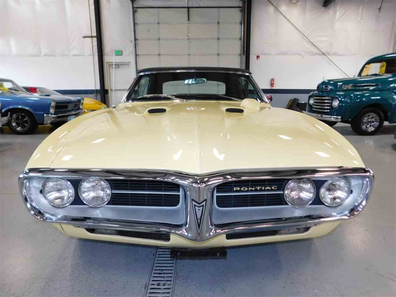 Large Picture of '67 Firebird 400 - MNZY