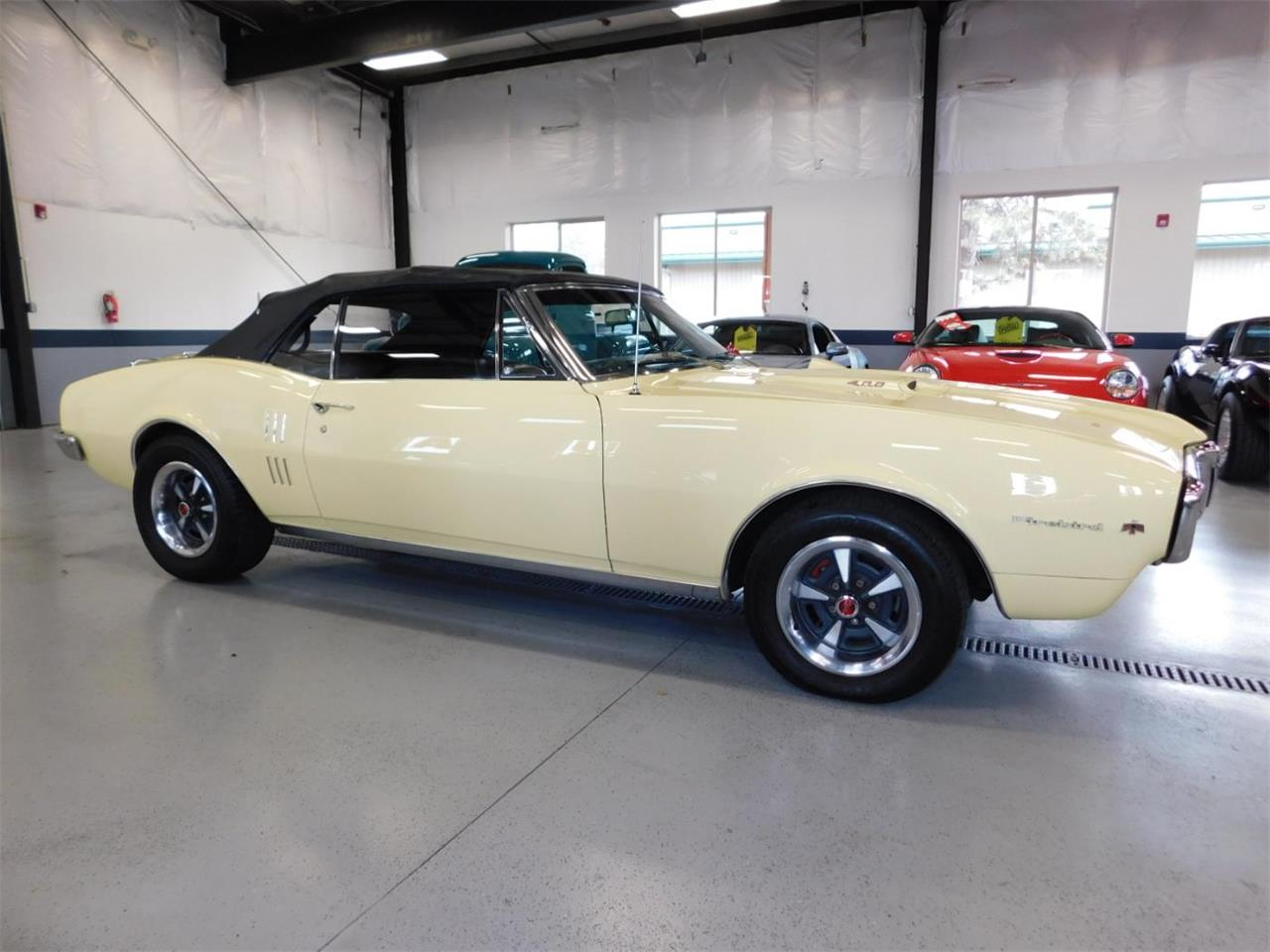 Large Picture of 1967 Pontiac Firebird 400 located in Oregon - $29,500.00 - MNZY