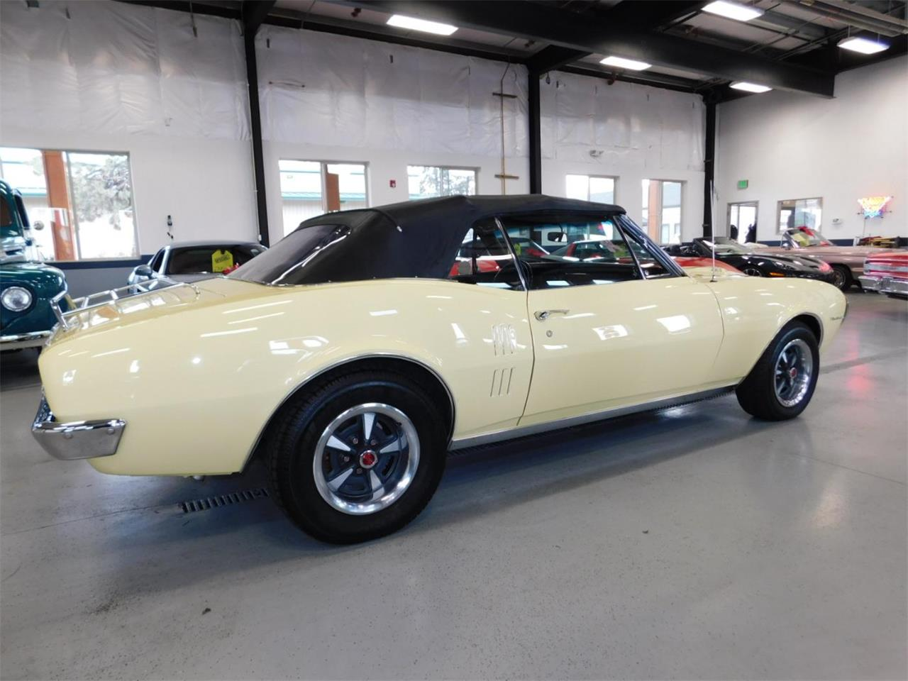 Large Picture of '67 Firebird 400 located in Oregon - MNZY