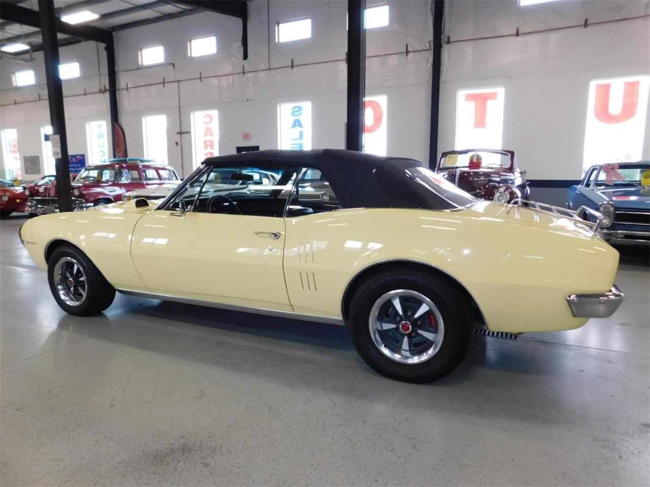 Large Picture of Classic '67 Pontiac Firebird 400 - $29,500.00 - MNZY