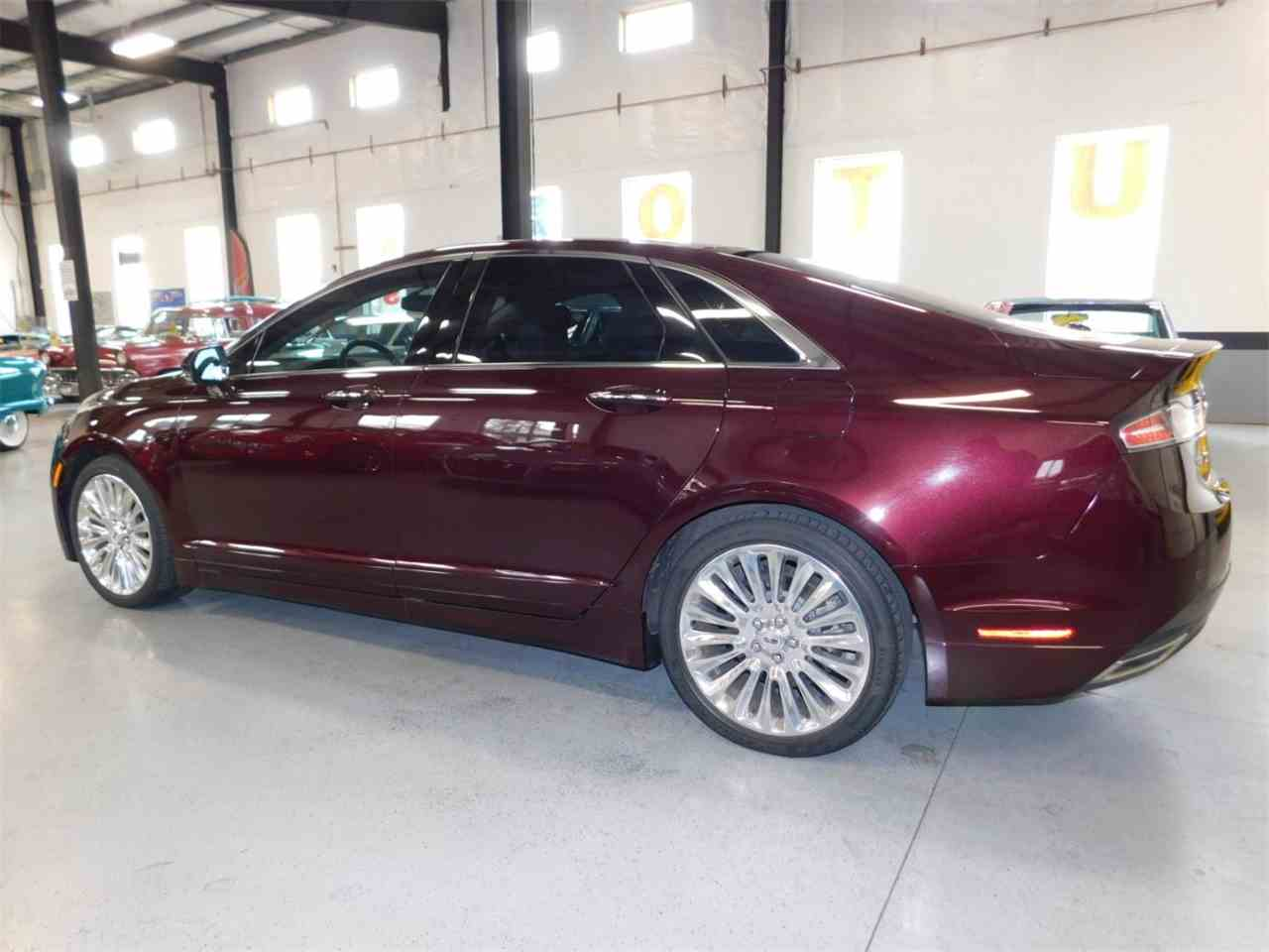 Large Picture of '13 MKZ - MO03