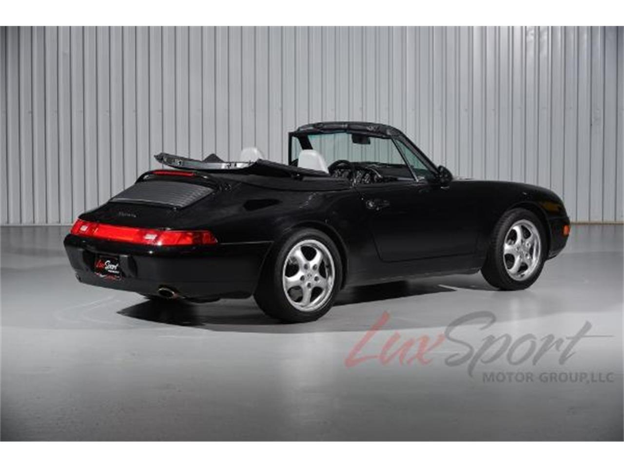Large Picture of '95 993 Carrera 2 Cabriolet - MO06