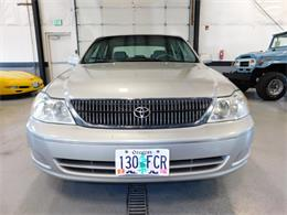 Picture of 2002 Toyota Avalon located in Oregon - MO09