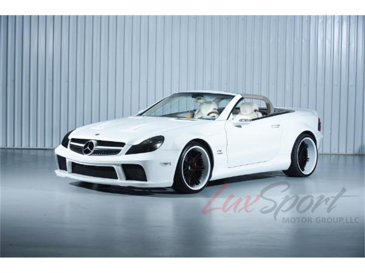 Large Picture of 2003 Mercedes-Benz SL500 Offered by LuxSport Motor Group, LLC - MO0A
