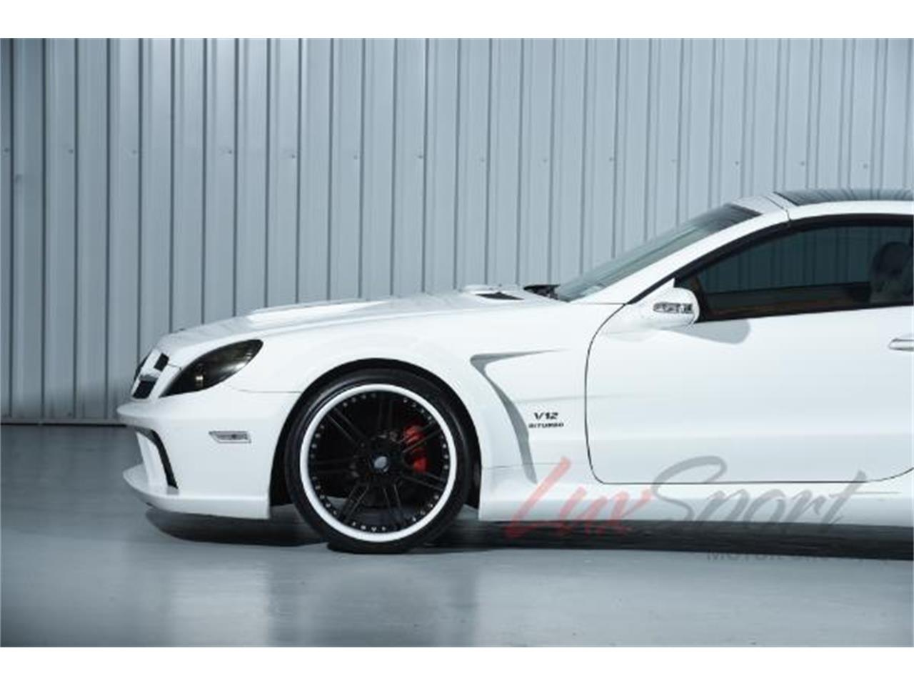 Large Picture of 2003 Mercedes-Benz SL500 - MO0A