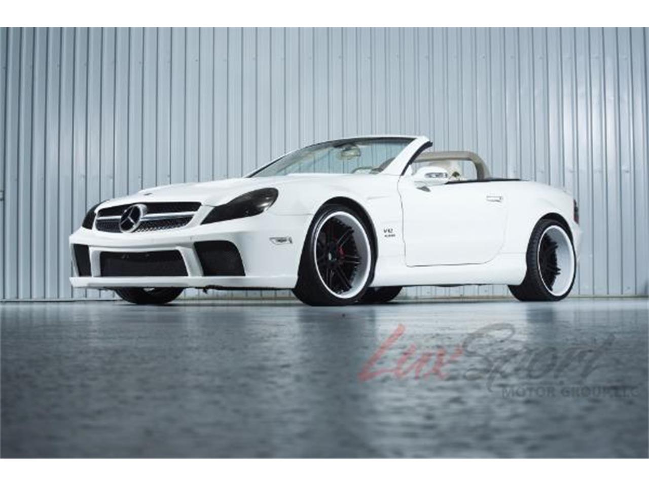 Large Picture of '03 Mercedes-Benz SL500 located in New York - MO0A