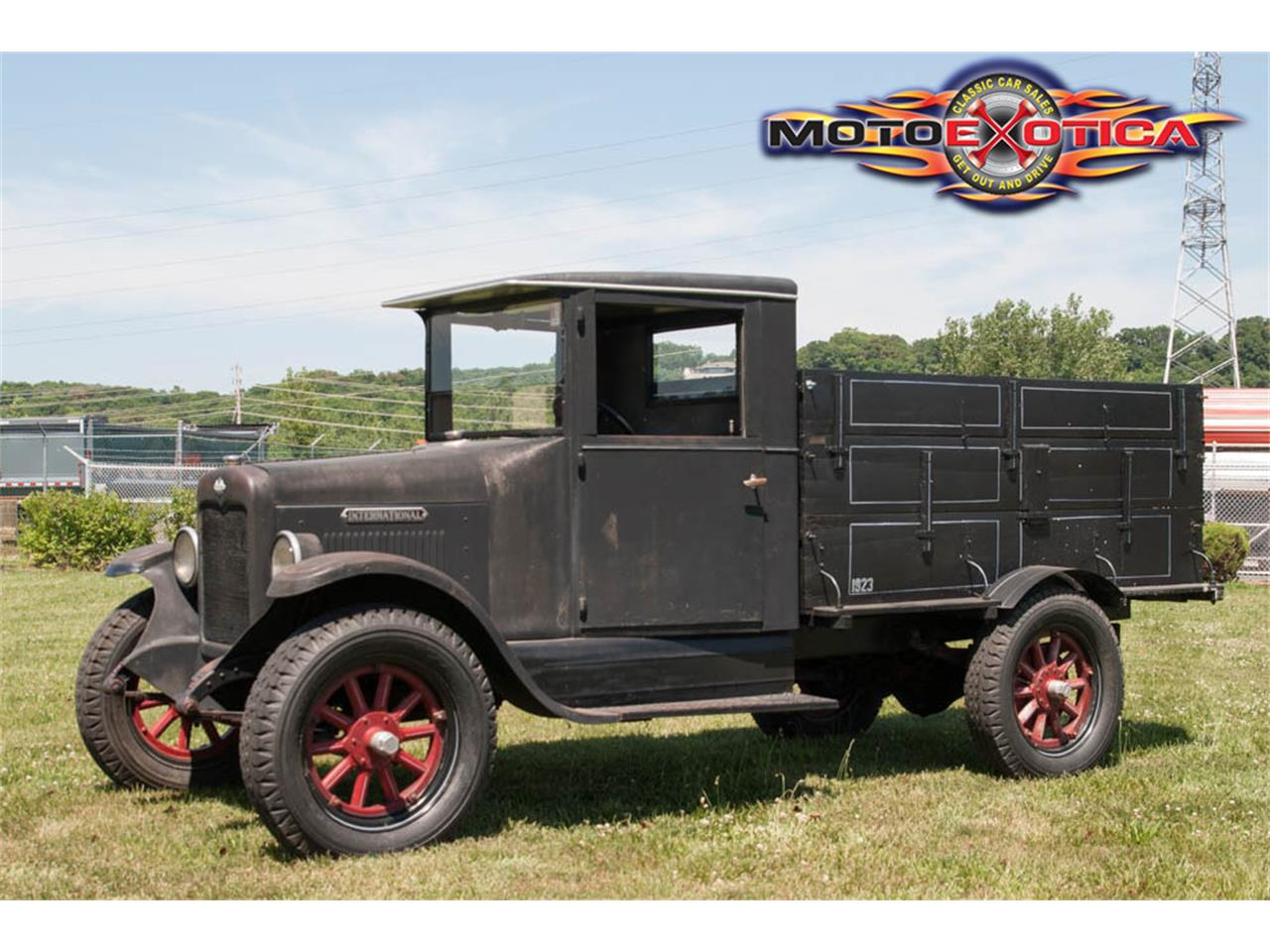 Large Picture of '23 International Pickup - MO0B