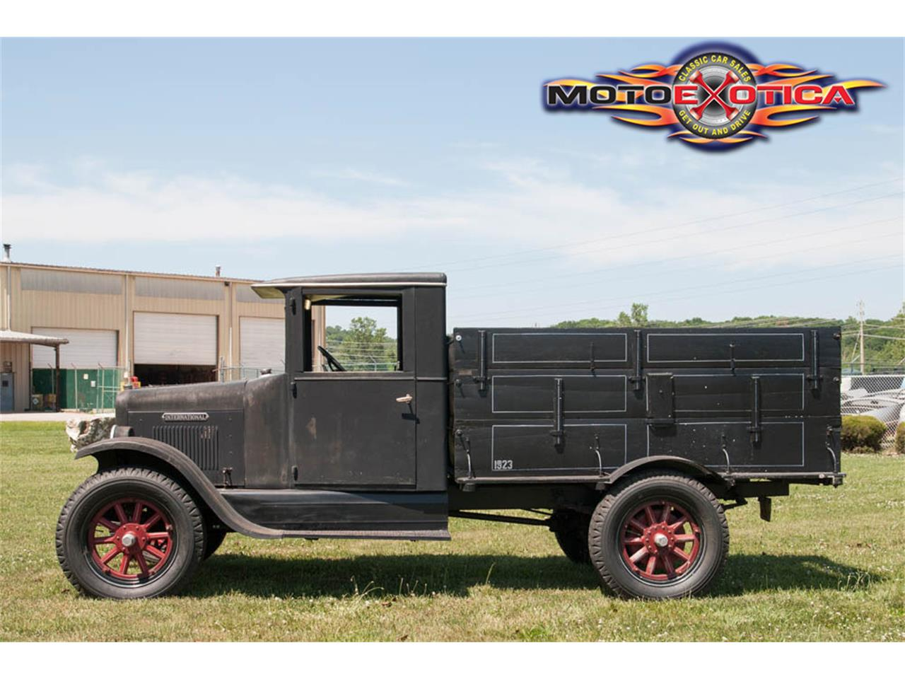 Large Picture of Classic 1923 Pickup Auction Vehicle Offered by MotoeXotica Classic Cars - MO0B
