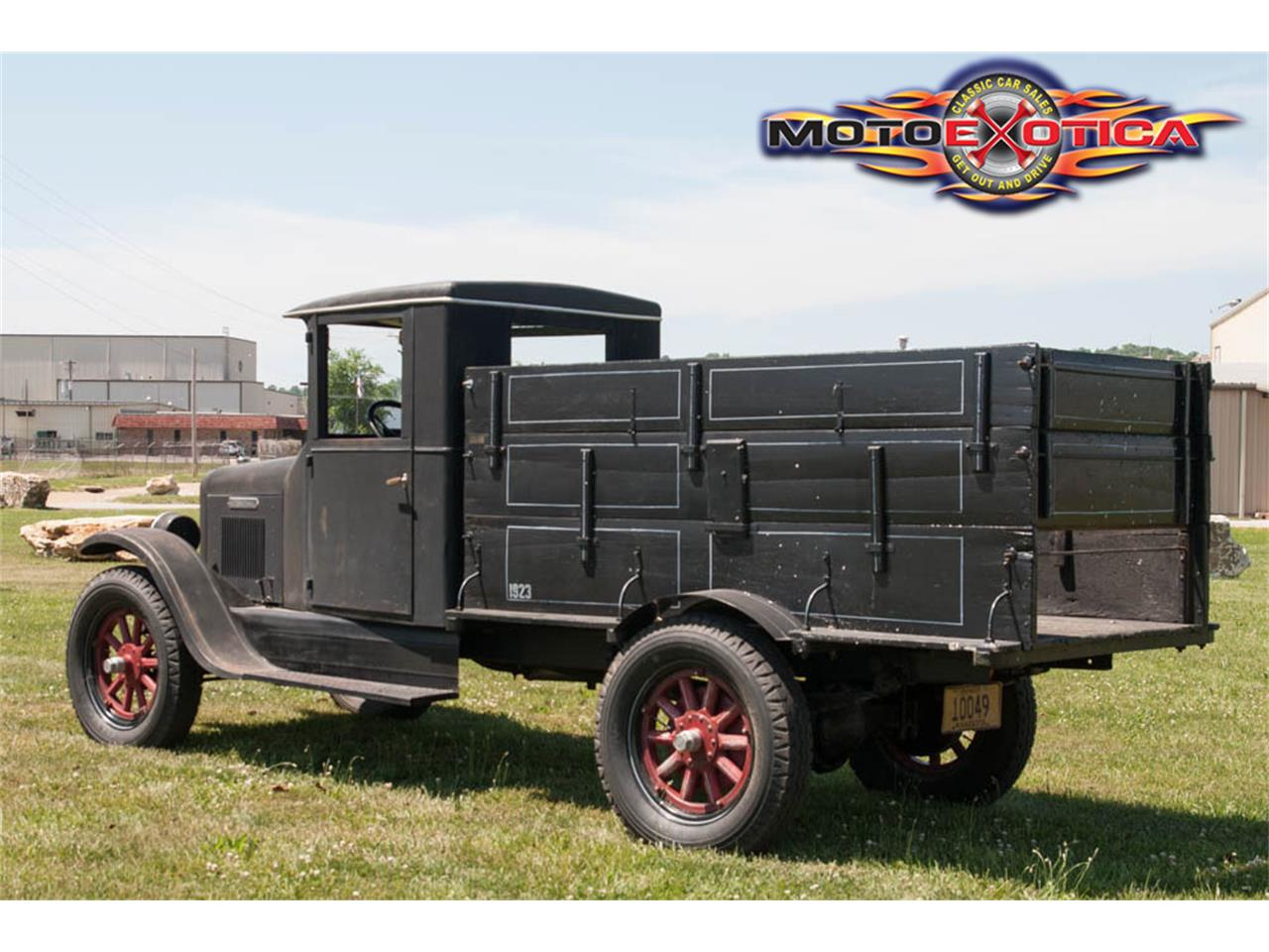 Large Picture of 1923 Pickup located in St. Louis Missouri Auction Vehicle Offered by MotoeXotica Classic Cars - MO0B