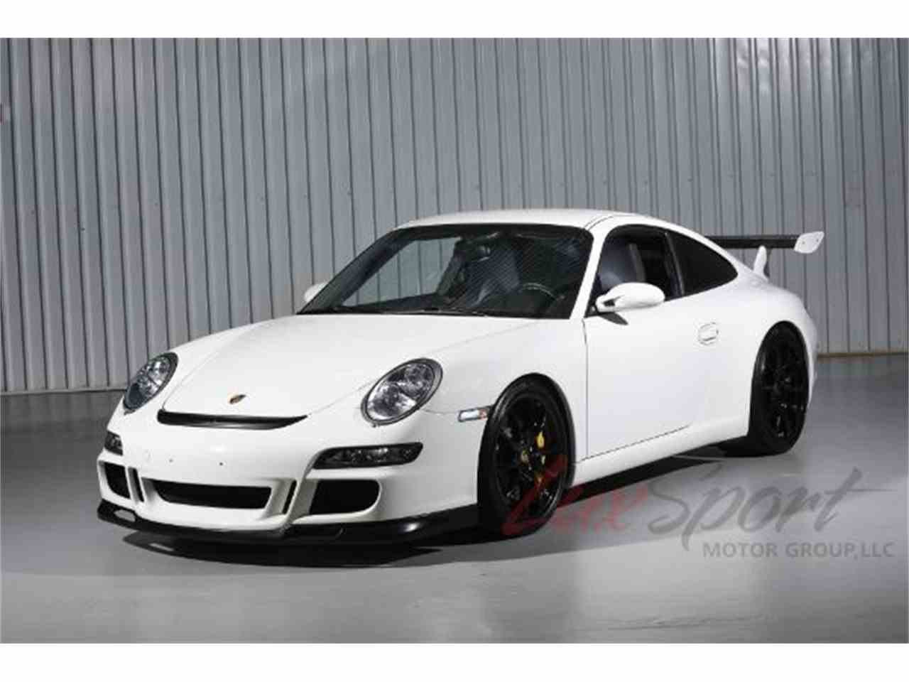 Large Picture of '07 911 GT3 - MO0E
