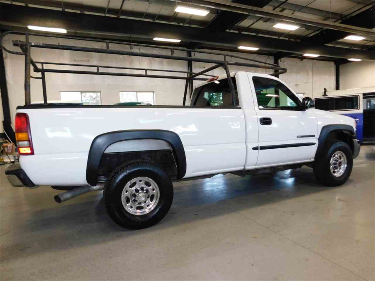 Large Picture of '03 Sierra 2500 - MO0F