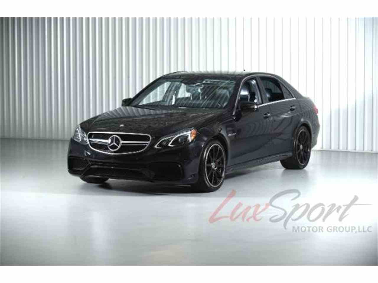 Large Picture of '14 E63 - MO0G